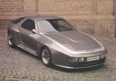 80's Tuner Cars - DP Motorsport Porsche 928