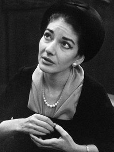 """Are there those who dare to raise seditious voices, warlike voices, before the altar of God? These words may not communicate much when written on a page, but when Maria Callas sang them audiences around the world understood the meaning of an opera diva. """"La Divina"""" had a relatively brief career from 1948 to 1965, when she sang her signature role in Bellini's Norma for the 92nd and last time. Born in New York in 1923 as Maria Anne Sofia Cecilia Kalogeropoulos, later known as Maria Callas."""