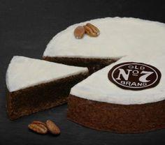 Gâteau au chocolat Jack Daniel's