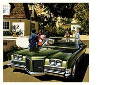1971 Pontiac Bonneville Hardtop Coupe