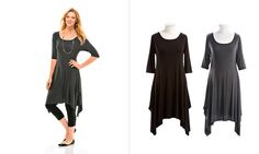 Which side - Tunic Dress