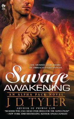 Savage Awakening (Alpha Pack Series #2)