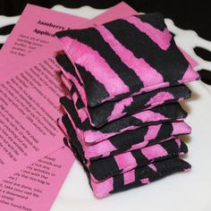Rice Bags for JAMBERRY NAILS Application  Pink by eclecticbungalow