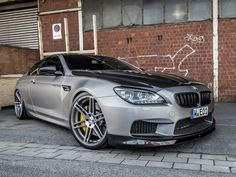 2014 Manhart Performance BMW M6 MH6 700 - Front Side