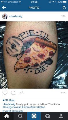 Pizza Tattoo, Tattoos, Inspiration, Art, Biblical Inspiration, Art Background, Tatuajes, Tattoo, Kunst