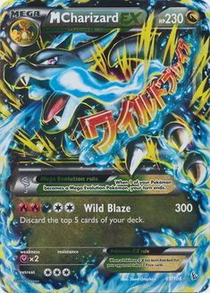 TrollandToad offers a large selection of Pokemon Singles at Great Prices. View M Charizard-EX - 69/106 - Ultra Rare and other XY Flashfire Singles at TrollandToad.com.