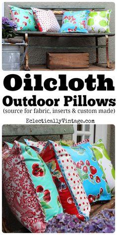 Oilcloth Fabric - Pe