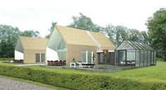 Boswoning Haagwijk - Global Architects BNA - Den Haag - VoorschotenGlobal Architects BNA Den Haag – Amsterdam