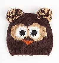 owl hat:)