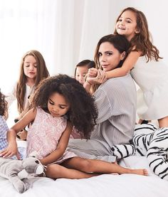 Four kids two-hour workouts one massive global brand somehow @VictoriaBeckham makes it look like childs play. Tap the link in the bio to read our conversation with our April cover star. | : @pamela_hanson; Styled by: @c_n_h; hair: @orlandopita; makeup: @fulviafarolfi; manicure; @jinsoonchoi; set design: Matt Jackson; grooming: Thora; production: @redhooklabs  via INSTYLE MAGAZINE OFFICIAL INSTAGRAM - Fashion Campaigns  Haute Couture  Advertising  Editorial Photography  Magazine Cover Designs…