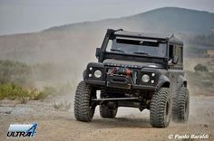 Defender offroadproject