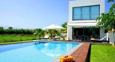 Blue Sea Villa - Authentic Crete, Villas in Crete, Holiday Specialists Villa With Private Pool, Crete, Vintage Travel, Villas, Terrace, Holidays, Beach, Outdoor Decor, Bedrooms