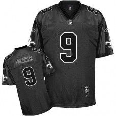 fd73ae3e87d Reebok New Orleans Saints Mark Ingram 28 Authentic Black Jerseys Sale