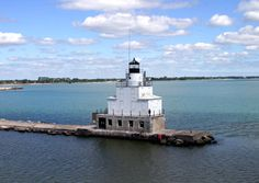 For over 164 years the Manitowoc Breakwater Lighthouse in Manitowoc, Wisconsin has been guiding lake farers in and out of the Manitowoc harbor.