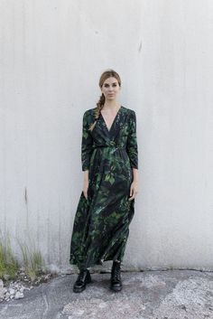 Green Leaves -maksimekko