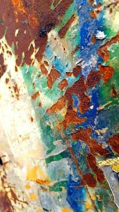 Iva Trzcinska | Obrazy destrukcji #6 | Obrazy destrukcji to cykl dokumentujący zapis destrukcji, czyli powolnego niszczenia zarówno obiektów stworzonych przez człowieka, jak i wytworów naturalnych. Próba doszukania się piękna w tym, co z założenia powinno być zapisem brzydoty. Zdjęcia autorskie przetworzone cyfrowo.