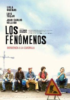 Os fenómenos (2014) España. Dir. Alfonso Zarauza. Drama. Cine social. Feminismo. Galicia - DVD CINE 2389