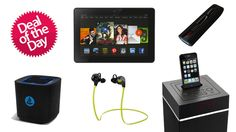 TechRadar Deals: Xbox One, Speakers, Kindle Fire HDX + more! | Save up to £50 off Bluetooth Speakers! Buying advice from the leading technology site