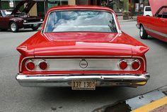 1962 Mercury Comet Coupe