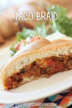 Make Taco night fanc