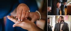Navy Blue Bed and Breakfast Wedding — Tampa Wedding Photography // Sophisticated Fun Vibrant