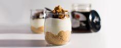 Gotets de iogurt i figues confitades