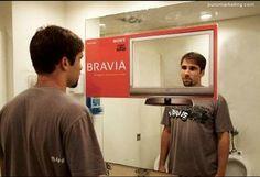 Transformando la realidad a través de la Publicidad en un espejo.