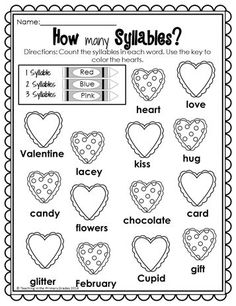426 Best first grade valentines and february images in