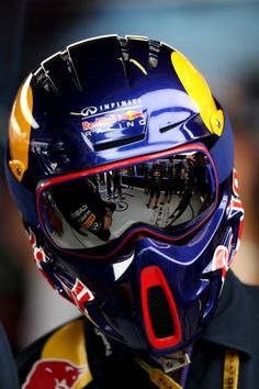 Inside the Red Bull Paddock @ 2014 Perelli F1 Spanish Grand Prix