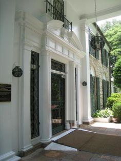 Graceland side view