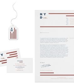 New York Distilling Company on Behance