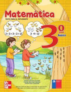 tercero basico matematicas