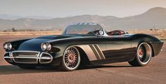 1962 Chevy Corvette Roadster