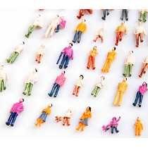 50 Miniaturas Figuras Bonecos Pessoas Maquetes Escala 1:100                                                                                                                                                                                 Mais                                                                                                                                                                                 Mais