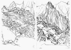 desenhador do quotidiano: Diários de Viagem 2