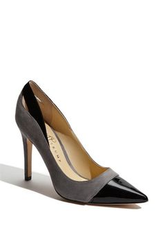Love the cut outs in these Ivanka Trump shoes...they remind me of an old pair I had from H&M.