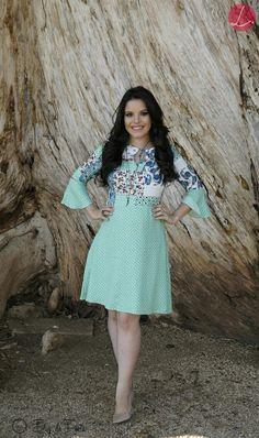 Look do Dia: Vestido Linda Valentina   Blog da Paola