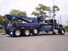 Nice Big Rig Trucks, Dump Trucks, Tow Truck, Cool Trucks, Truck Mechanic, Hot Black Women, Truck Art, Peterbilt Trucks, Emergency Vehicles