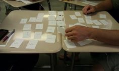 Exponent Rules Sorting Cards (free .doc or PDF download, link to explanation)