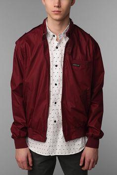 Urban Renewal Vintage Members Only Jacket  #UrbanOutfitters