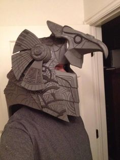 Most armor costumes you see (ex: Iron Man, Mass Effect, etc) are made of EVA Foam, cut and glued together, dremmeled for weathering, and painted. Description from pinterest.com. I searched for this on bing.com/images