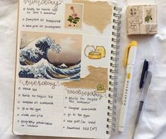 Travel Book Ideas How To Compile Your Favorite Adventures - A Travel Book Is Also An Amazing Way To Share Your Favorite Memories With Friends And Family If Youre Wondering What Kind Of Theme Your Travel Book Should Have Our Ideas Below Will Inspire You Journal Layout, My Journal, Journal Ideas Smash Book, Journaling, Journal Aesthetic, Aesthetic Art, Collages, Bullet Journal Inspiration, Mail Art