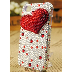 iPod Touch and iPhone4S 3GS Heart Case Cover Gift