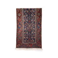 Antique Hamadan Rug