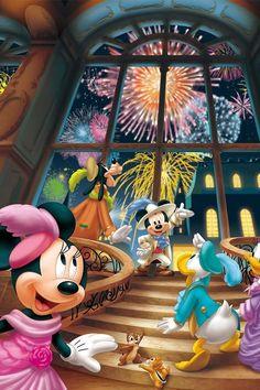Shop disney on plazajapan Mickey Mouse Pictures, Mickey Mouse Art, Mickey Mouse Wallpaper, Mickey Mouse Christmas, Mickey Mouse And Friends, Disney Wallpaper, Disney Mickey Mouse, Retro Disney, Cute Disney