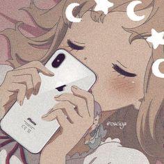 𝑪𝒖𝒆𝒊𝒚𝒂 ღ 𝒃𝒚 𝑰𝒏𝒔𝒕𝒂𝒈𝒓𝒂𝒎 - I look like this after talking to - amor boy dark manga mujer fondos de pantalla hot kawaii Kawaii Anime Girl, Manga Kawaii, Chica Anime Manga, Anime Art Girl, Manga Girl, Anime Girls, Kawaii Art, Aesthetic Anime, Aesthetic Art