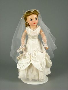 Miss Revlon  doll | doll clothes  1955    ManufacturerIdeal Toy Corporation