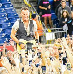 Bruce Springsteen, 2016.                                                                                                                                                                                 More