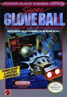 Super Glove Ball (NES, 1990)