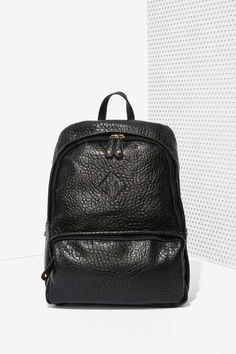 Bad Kids Vegan Leather Backpack -    Back In Stock   Bags + Backpacks   Fall Of The Wild   All  